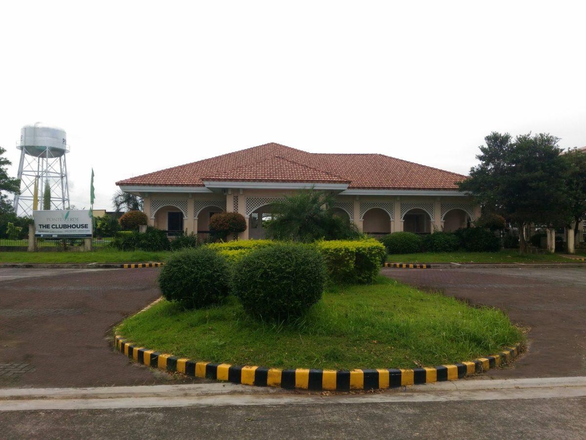 Ponte Verde de Santo Tomas Batangas Clubhouse